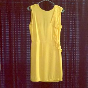 Yellow dress!